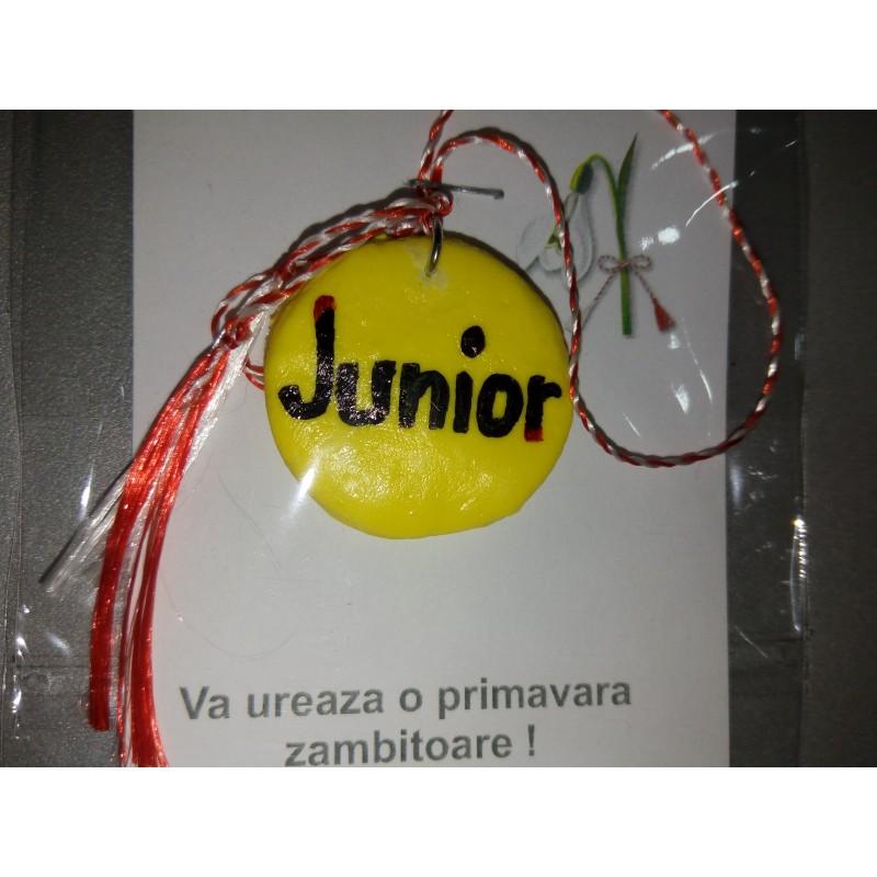 Martisor Personalizat Smiley